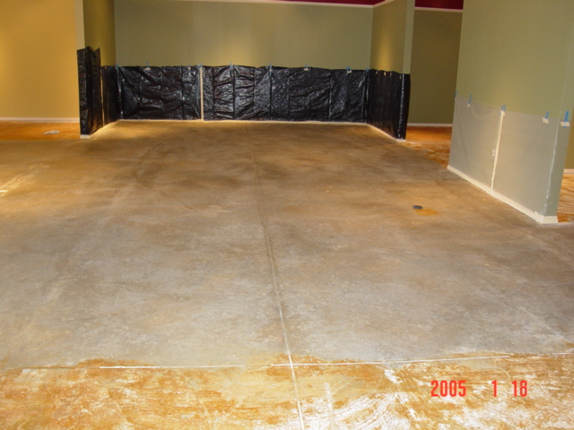 Concrete Carpet Glue Remover And Mastic Adhesives Removal
